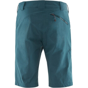 Klättermusen M's Magne Shorts Dark Deep Sea